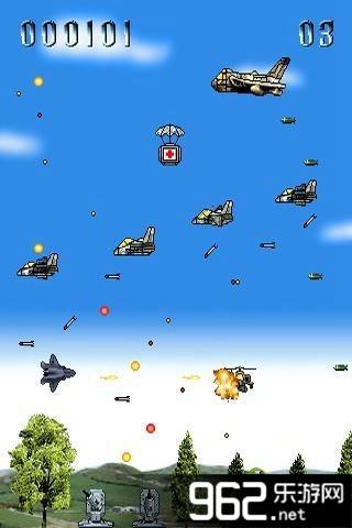 雷霆空战之王破解版v1.11_截图3