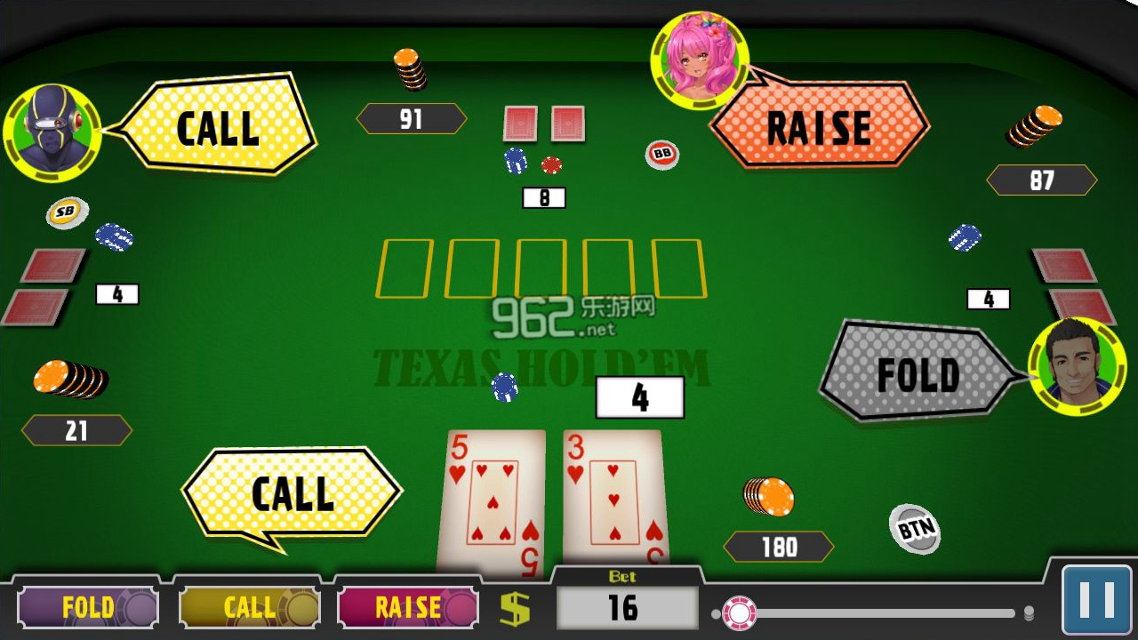 扑克美女:德州扑克截图1