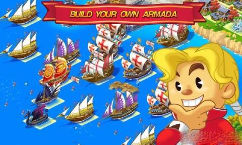 海盗帝国中文版v1.0.6截图2