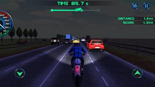 公路摩托车赛中文版v1.0.4截图3
