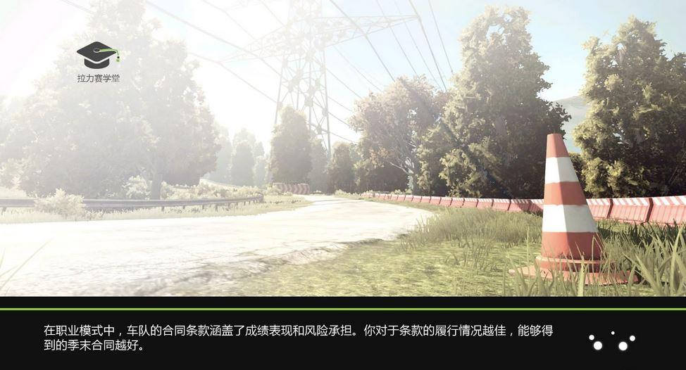 世界汽车拉力锦标赛5汉化中文版截图11