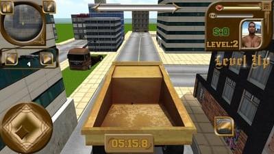 罪恶城市卡车驾驶破解版v1.0_截图0