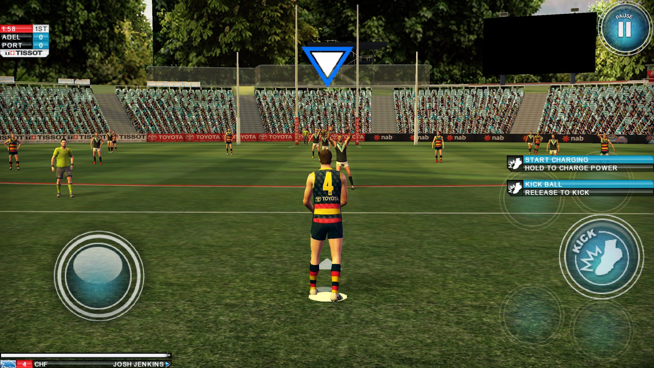 实况橄榄球2中文版v1.1_截图
