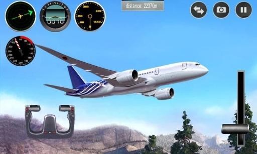 飞机模拟驾驶真实版|飞机模拟中文破解版下载v1.0.3