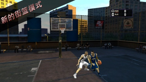 NBA 2K16ios破解版v2.1_截图1