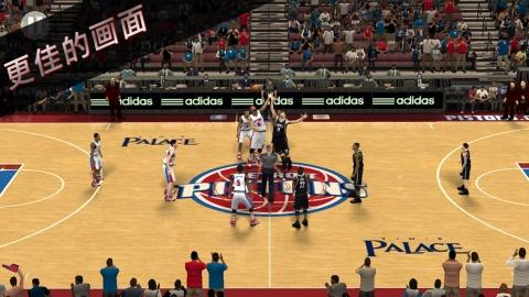 NBA 2K16ios破解版v2.1_截图3