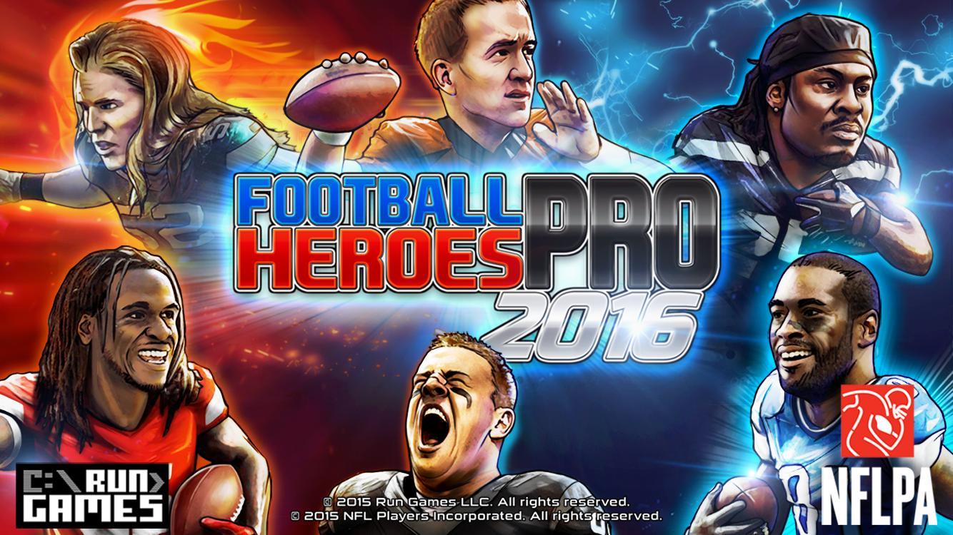 橄榄球英雄2016汉化破解版v1.1_截图