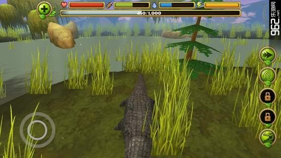 一款休闲娱乐类的游戏。你会从一只恐龙的眼睛里来看这个世界,你的思维也将是属于这只凶狠的恐龙,尝试一下错位的思考,和不同物种之间的交流,原来恐龙的世界是这个样子的,相信你也会增加更多的对恐龙的了解,看看它们是如何觅食的,是如何交友的。是如何在艰苦的环境里求生存的,还有哪些是值得我们学习的。 你有没有想通过恐龙的眼睛看世界?