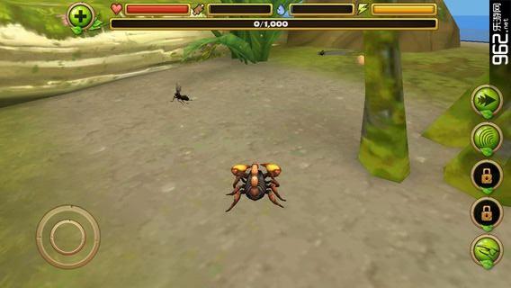 我的动物世界之我的蝎子世界中文破解版
