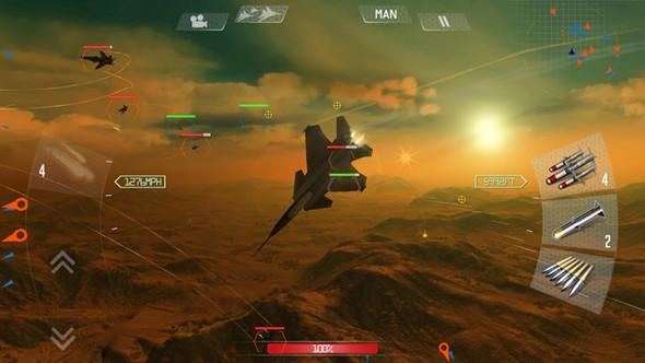 搏击长空:制空霸权内购破解版(含数据包)v1.0.2_截图
