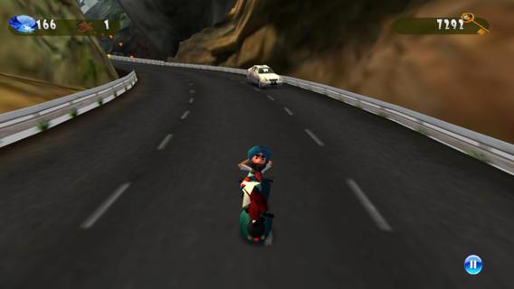 阿凡提的摩托车IOS修改版v1.0截图1