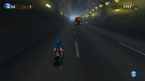 阿凡提的摩托车IOS修改版v1.0截图0