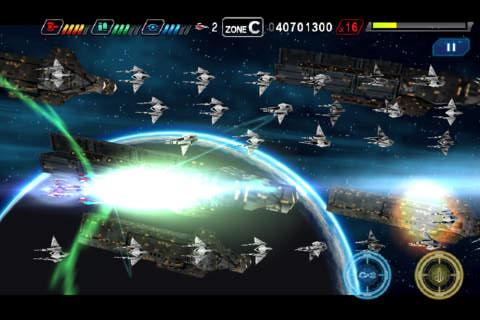 太空战斗机:第二序章破解版_截图
