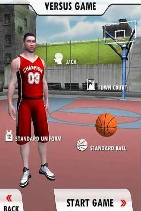 篮球冠军破解版v1.2_截图