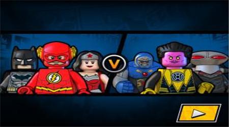 乐高DC超级英雄手游v4.0截图0