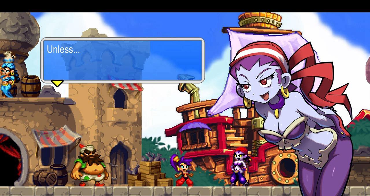 桑塔与海盗的诅咒PC破解版截图4