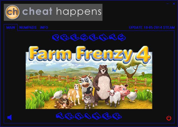 疯狂农场4黑尔登最后的维京人修改器+4