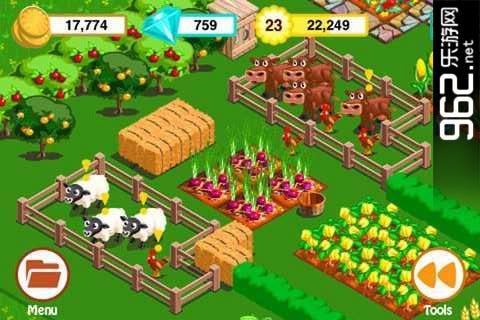 奶牛开心农场中文破解版v2.8截图2