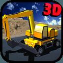 3D挖掘机驾驶中文版