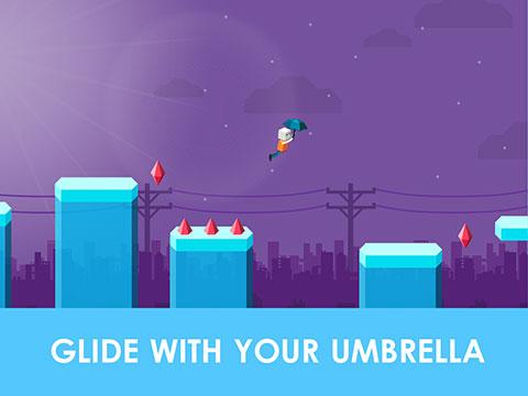 跳跳小雨伞中文版v10截图1