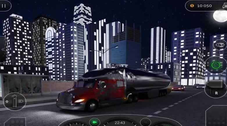 卡车模拟2016中文版1.5截图3