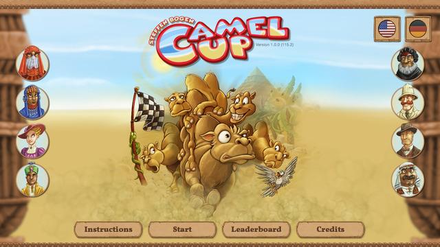 骆驼大赛破解版v1.1截图0