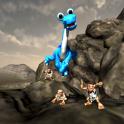 愤怒的恐龙破解版