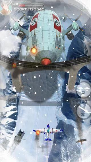 空战 Sky War无限金钱修改版v3.5_截图