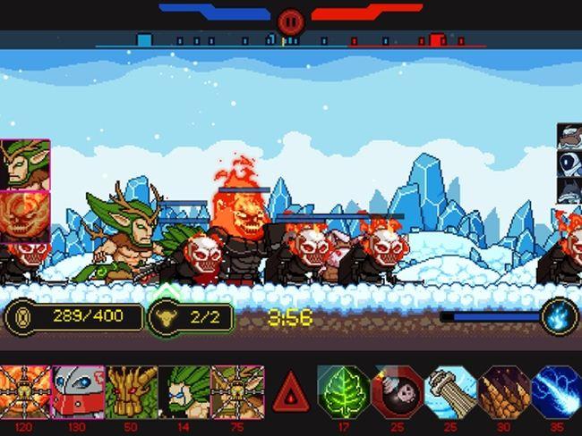 怪物X怪物中文破解版v1.0.7_截图2