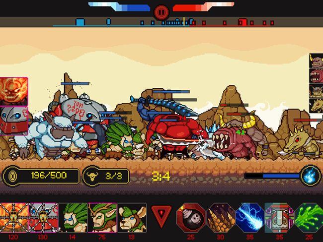怪物X怪物IOS越狱版v1.6_截图