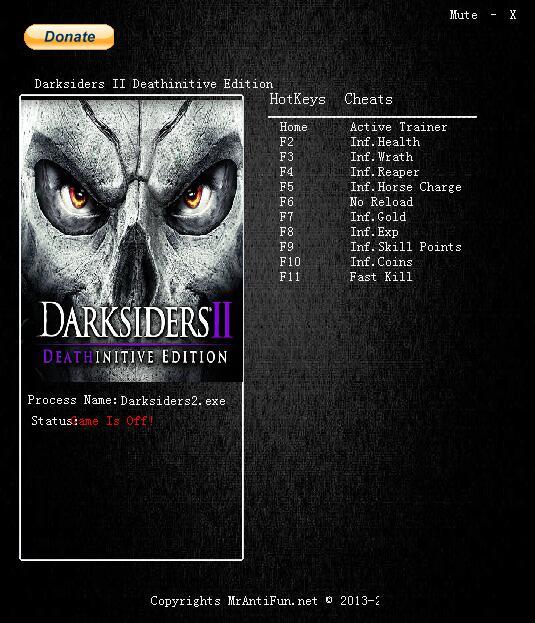 暗黑血统2终极版存档修改器+10