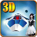 3D终极狂飙太空版