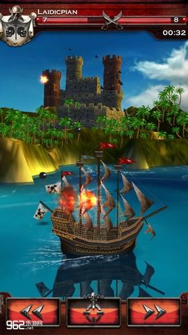 加勒比海盗:七海之王无限钻石版v0.9.8.0[预约]_截图0