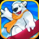 北极熊滑雪中文版