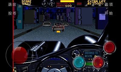 黑夜蝙蝠侠安卓游戏v1.0_截图2