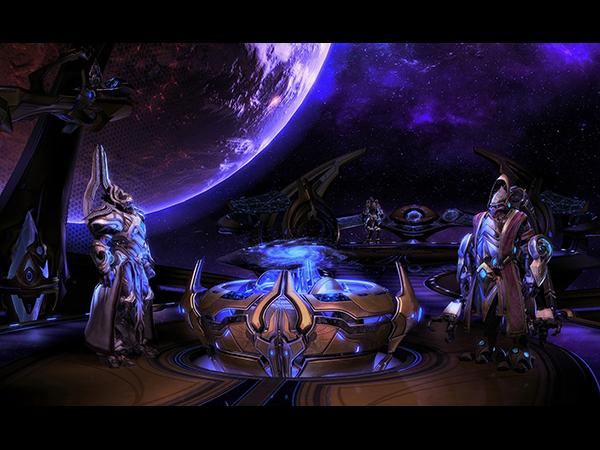 星际争霸2:虚空之遗中文破解版[预约]截图0