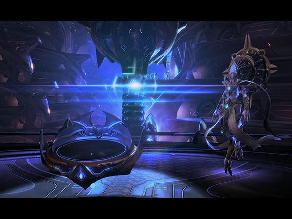 星际争霸2:虚空之遗中文破解版[预约]截图1