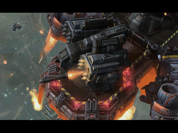 星际争霸2:虚空之遗中文破解版[预约]截图2