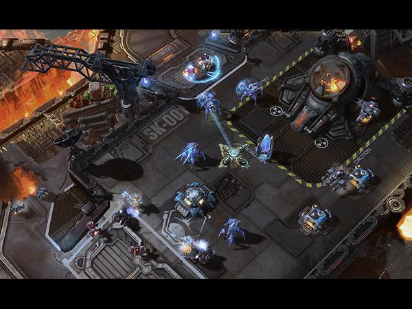 星际争霸2:虚空之遗中文破解版[预约]截图3