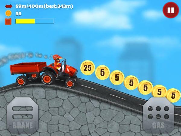 3D越野登山赛车安卓破解版v1.0_截图1