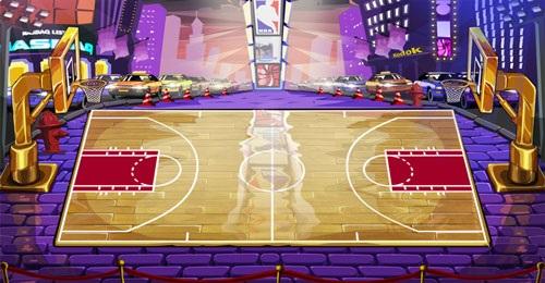 NBA大冒险安卓正版v1.0.0截图2