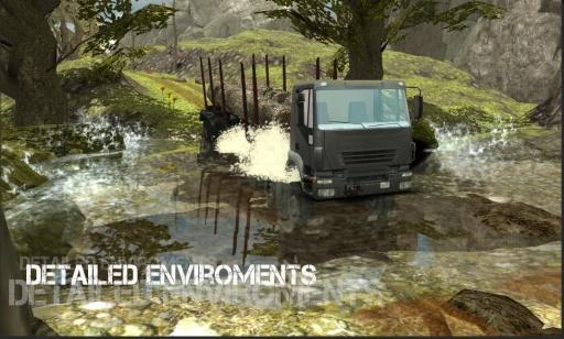 卡车模拟:越野直装破解版v1.0.5_截图0