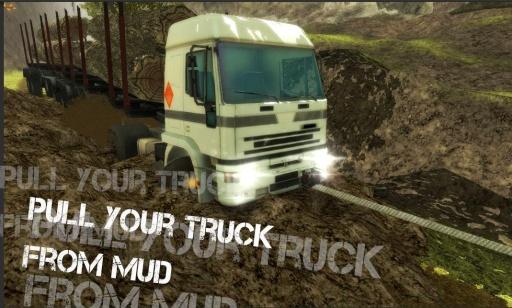 卡车模拟:越野直装破解版v1.0.5_截图2