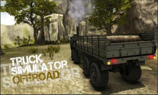 卡车模拟:越野直装破解版v1.0.5_截图3