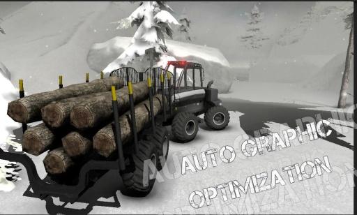 卡车模拟:越野直装破解版v1.0.5_截图4