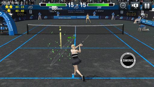 终极网球无限体力版v1.6.479截图0
