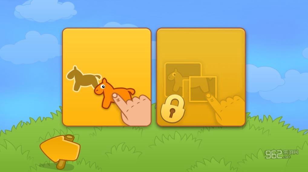 儿童动物园1-3英文版