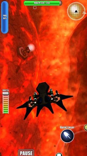 银河危机金币修改版飞行射击v1.2_截图1