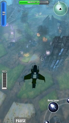 银河危机金币修改版飞行射击v1.2_截图3