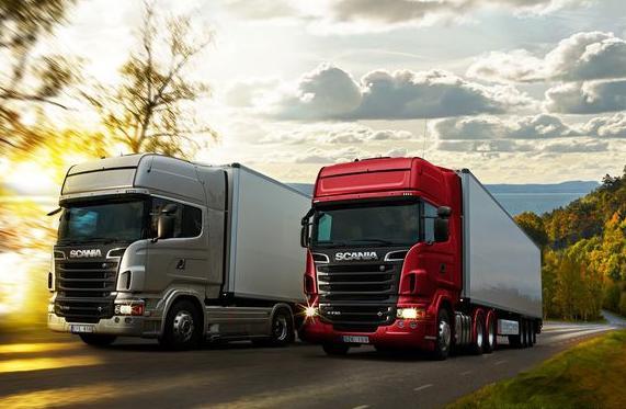 欧洲卡车模拟2斯堪尼亚100吨MOD